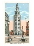 Electric Building, Buffalo, New York Art
