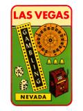 Las Vegas Gambling Motifs, Nevada Art