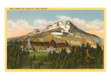 Timberline Lodge, Mt. Hood, Oregon Art