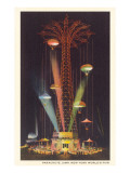 Parachute Jump, New York World's Fair Prints