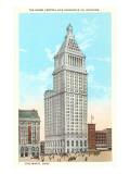 Union Central Building, Cincinnati, Ohio Art