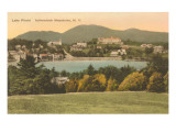 Lake Placid, Adirondacks, New York Prints