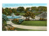 Bethesda Fountain, Central Park, New York City Posters