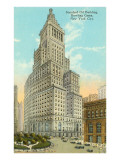 Standard Oil Building,  New York City Poster