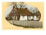 Quartier général du général Lee, Gettysburg, Pennsylvanie Poster
