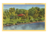 Genesee Valley Park, Rochester, New York Posters