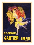 Advertisement for Cognac Gautier Freres Prints