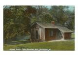Grant's Cabin, Fairmount Park, Philadelphia, Pennsylvania Art