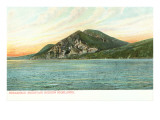 Breakneck Mountain, Hudson Highlands, New York Prints