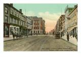 Main Street, Poughkeepsie, New York Posters