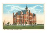 Mt. St. Mary's Academy, Oklahoma City, Oklahoma Poster