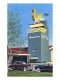 Thunderbird Hotel, Las Vegas,  Nevada Affiches