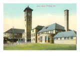 Union Depot, Portland, Oregon Prints