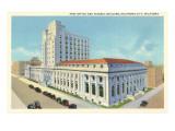Federal Buildings, Oklahoma City, Oklahoma Art