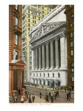 New York Stock Exchange, New York City Posters