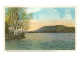Brant Lake, Adirondacks, New York Kunstdrucke