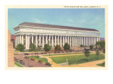 State Education Building, Albany, New York Art