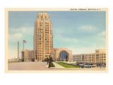 Estación central, Buffalo, Nueva York Láminas
