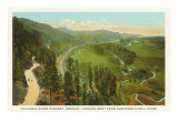Columbia River Highway, Oregon Poster