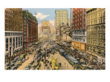 Times Square, New York City Prints