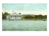 Sheldon Hall, Chautauqua, New York Prints