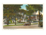 Fayette Park, Syracuse, New York Kunstdrucke