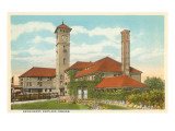 Union Depot, Portland, Oregon Posters