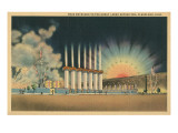 Great Lakes Exposition, Cleveland World's Fair Poster