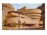 Guggenheim Museum, New York City Posters by Frank Lloyd Wright