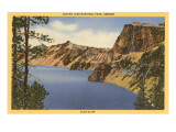 Crater Lake, Llao Cliff, Oregon Prints