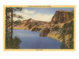 Crater Lake, Llao Cliff, Oregon Prints