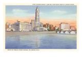 Civic Center, Columbus, Ohio Prints