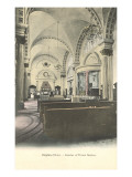 Interior, Union Station, Dayton, Ohio Prints
