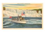Maid of the Mist, Niagara Falls Prints