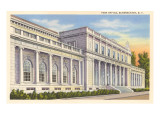 Post Office, Schenectady, New York Print