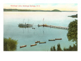 Saratoga Lake, New York Posters