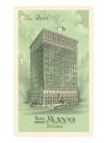 The Mayo Hotel, Tulsa, Oklahoma Print