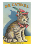 Mr. Catskill, Greetings from Catskill Mts., NY Prints