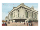 Grand Central Depot, New York City Posters