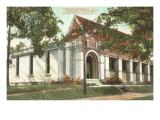 Higgins Memorial Hall, Chautauqua, New York Posters