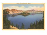 Crater Lake, Oregon Prints