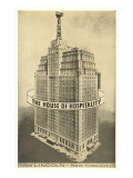 Hotel Lincoln, New York City Posters
