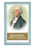 Washington, Father of His Country Prints