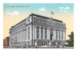 US Custom House, New York City Prints