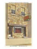 Snockey's Oyster Bar, Philadelphia, Pennsylvania Prints
