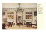 Interior, Independence Hall, Philadelphia, Pennsylvania Print