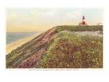 Sankaty-Leuchtturm, Siasconset, Nantucket, Massachusetts Poster