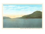 Black Mountain, Lake George, New York Print