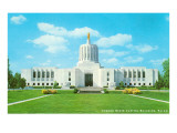 State Capitol, Salem, Oregon Posters