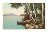 Concordia Bay, Lake George, New York Poster